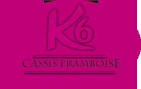 K6 framboise